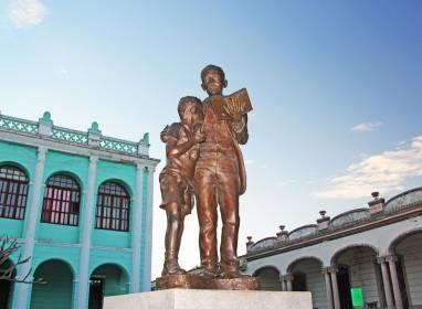 Atractivos en Camaguey: Parque Martí