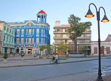 Atractivos en Camagüey: Plaza de los Trabajadores