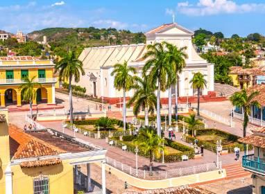 Plaza Mayor de Trinidad