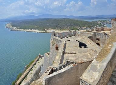 Atractivos en Santiago de Cuba: Castle of San Pedro de la Roca (El Morro)
