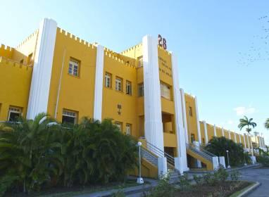 Atractivos en Santiago de Cuba: Moncada-Kaserne
