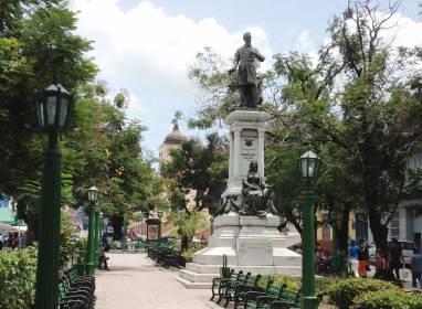 Atractivos en Santiago de Cuba: Plaza Dolores