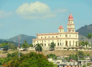 Atractivos en Santiago de Cuba: Kapelle der Virgen de la Caridad von Cobre