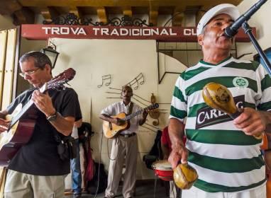 Atractivos en Santiago de Cuba: Trova-Haus