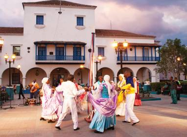 Atractivos en Santiago de Cuba: Tumba Francesa