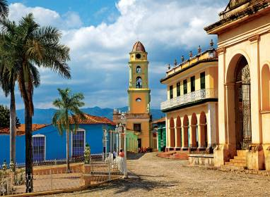 Atractivos en Trinidad: Escambray Rebellion Museum in the Bell Tower
