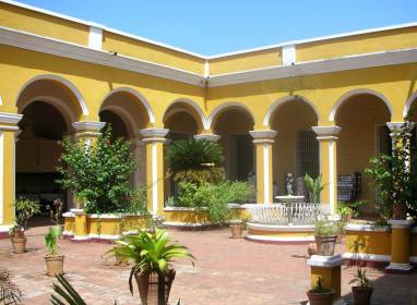 Municipal History Museum in Cantero Palace