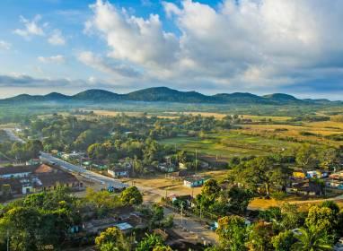 Atractivos en Trinidad: Valle de los Ingenios