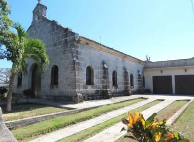 Atractivos en Varadero: Iglesia Santa Elvira