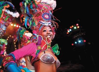 Atractivos en Варадеро: «Тропикана»-Матансас