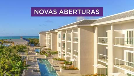 NOVA ABERTURA: Paradisus Los Cayos - Cayo Santa María Cuba