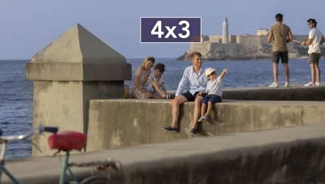 Offre 4x3 au La Havane