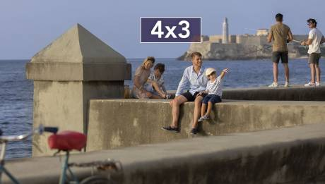 Предложение 4x3 в Гаване