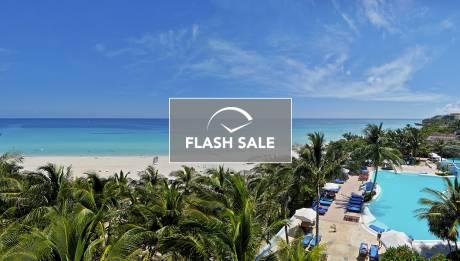 Flash sales – Special discounts at Meliá Cuba hotels