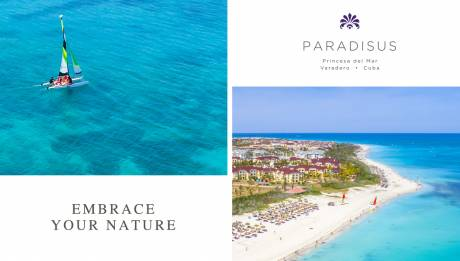 4x3 offer in Paradisus Princesa del Mar