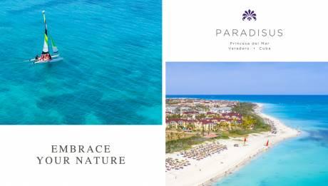 Regálate 1 noche gratis en Paradisus Princesa del Mar