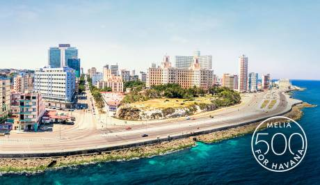 Discover Havana with Meliá Cuba - 10% discount Extra with Promo Code HABANA500