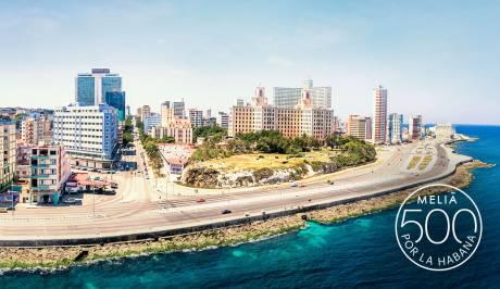 Descubre La Habana con Meliá Cuba. Hasta con 10% Dto. con Promo Code HABANA500