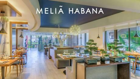 Experiências únicas no Meliá Habana