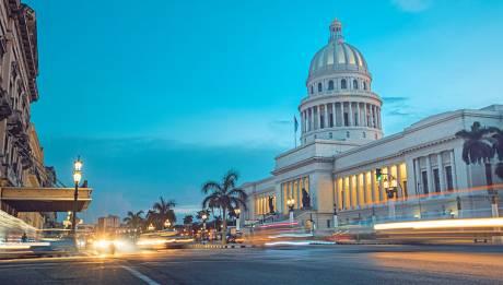 HERITAGE CITIES OF CUBA