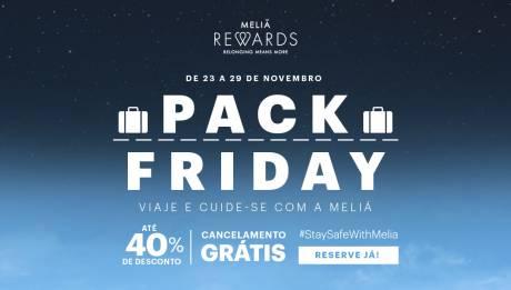 Oferta Black Friday nos hotéis Meliá Cuba