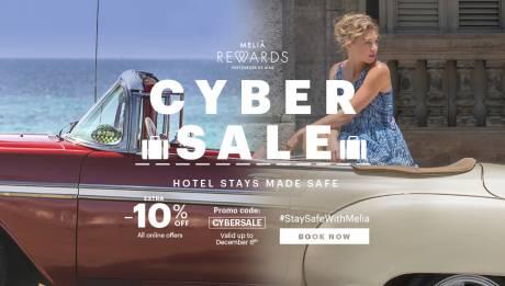 10% dto. Extra con Promo Code: CYBERSALE