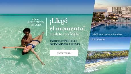 Oferta especial en Varadero - Solo para residentes en Cuba