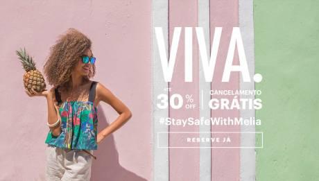 Oferta especial para hotéis Meliá Cuba - Até 30% de desconto + Cancelamento grátis
