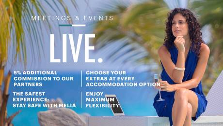MICE promotions - Meliá Hotels International Cuba