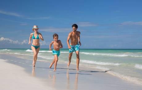 Кайо Ларго - Пляж