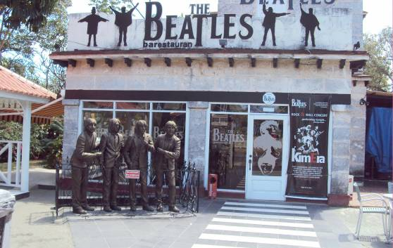 Atractivos en Varadero: Bar-restaurant The Beatles