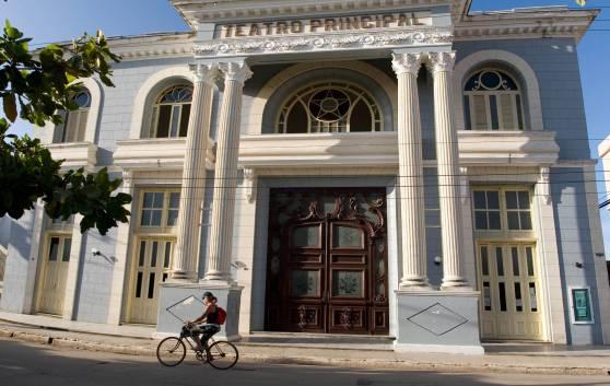 Atractivos en Кайо-Коко: Город Сьего-де Авила