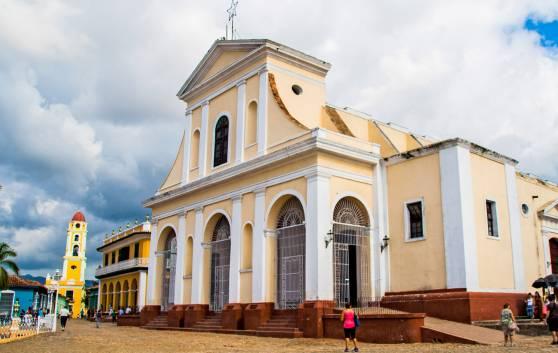 Iglesia Parroquial de la Santísima Trinidad