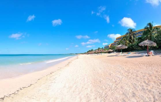 Atractivos en Trinidad: Praia Ancón