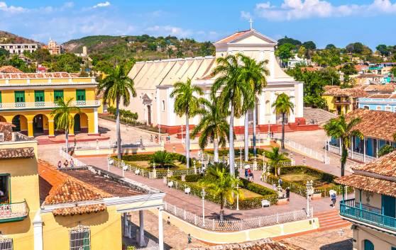 Главная площадь Тринидад