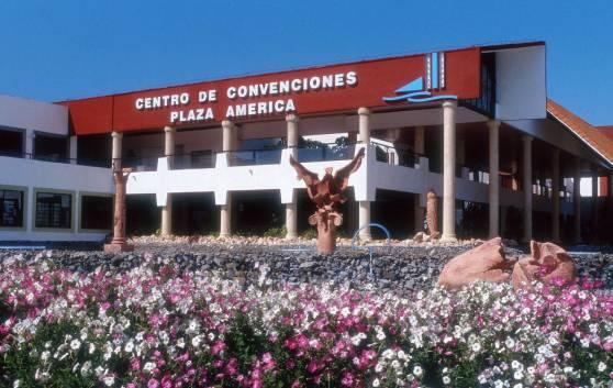 Kongresszentrum Plaza América