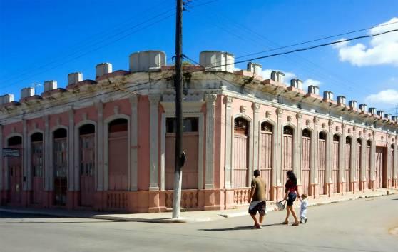 Die Stadt Cárdenas