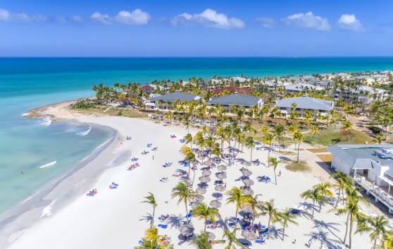 Atractivos en Варадеро: Playa Varadero