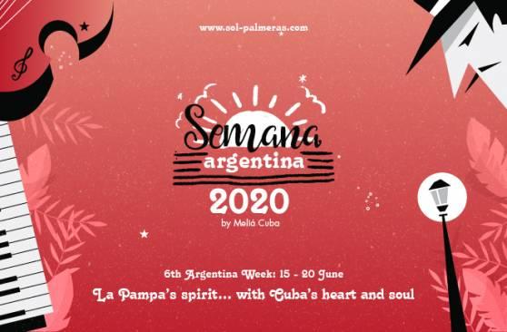 Argentinische Woche bei Meliá Cuba