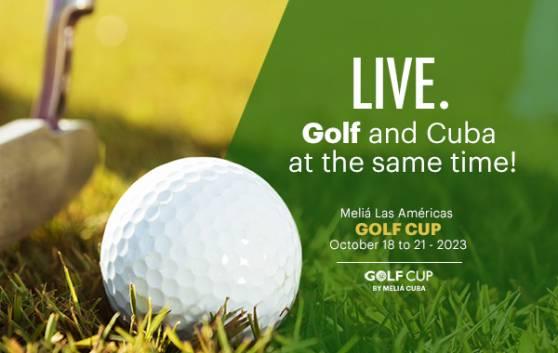 12. Golf-Cup Meliá Cuba