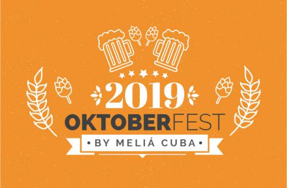 7th OKTOBERFEST International Beer Festival at Meliá Cuba