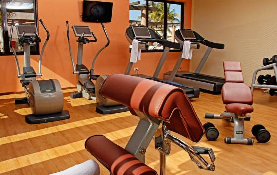Health and Beauty: Fitness Center