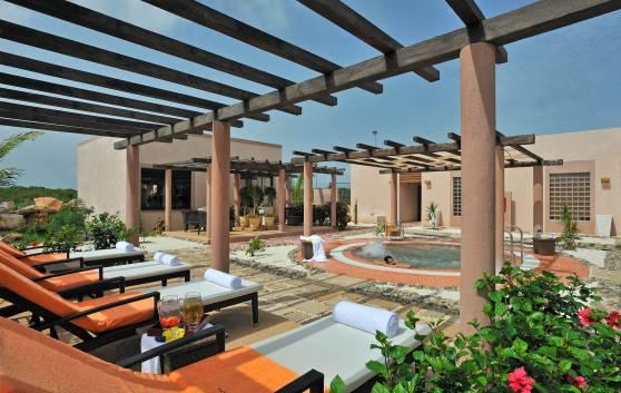 Hotel Meliá Buenavista - Spa Hotel in Cuba - YHI Spa Jacuzzi