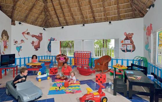 Meliá Cayo Guillermo - Hotel de Familia - Actividades para niños