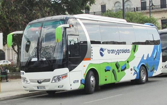 Transportación gratuita