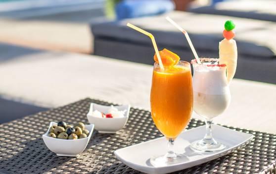 Meliá Jardines del Rey - Bar avec terrasse Mojito