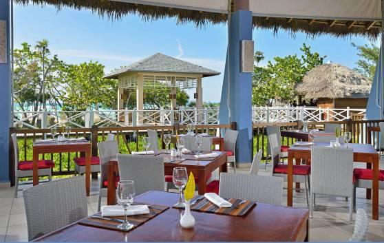Meliá Jardines del Rey - Кубинский ресторан-гриль