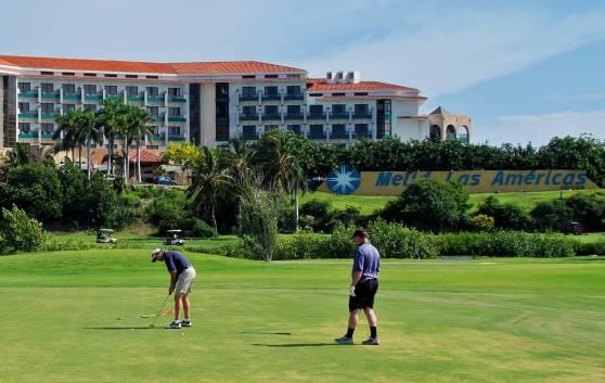 Hotel Meliá Las Américas - Campo de Golf
