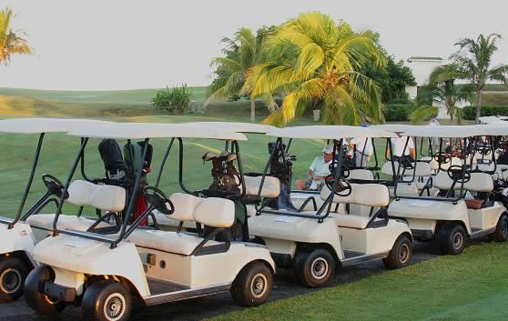Golf: Golf Club