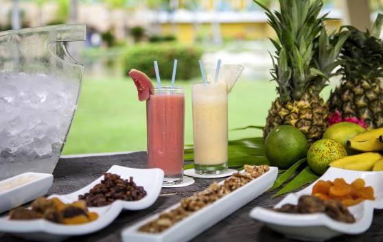 Meliá Las Antillas - Health Bar